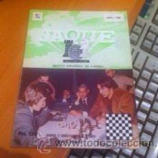 Coleccionismo deportivo: REVISTA DE AJEDREZ JAQUE Nº 112 1 ABRIL 1981 AÑO XI. Lote 39717437