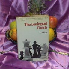 Coleccionismo deportivo: AJEDREZ. CHESS. THE LENINGRAD DUTCH - T. D. HARDING DESCATALOGADO!!!. Lote 39759166