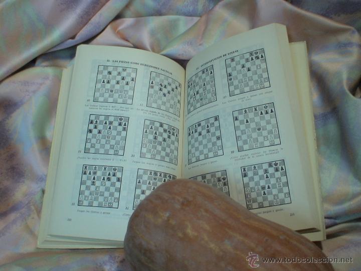 Coleccionismo deportivo: Chess. Táctica moderna en ajedrez. Tomo I - Ludek Pachman DESCATALOGADO - Foto 4 - 39831008