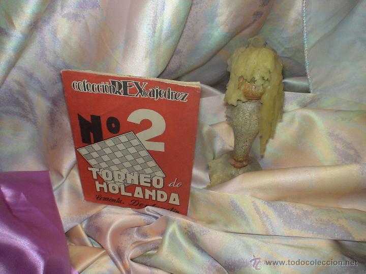 AJEDREZ. TORNEO DE HOLANDA 1939 - MANUEL DE AGUSTÍN DESCATALOGADO!!! (Coleccionismo Deportivo - Libros de Ajedrez)