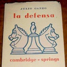 Coleccionismo deportivo: MANHATTAN. GANZO JULIO. MADRID. ED. RICARDO AGUILERA. 1957. RUSTICA.PUNTOS DE OXIDO. EX LIBRIS MANUS. Lote 38250305