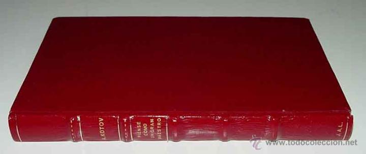 MADRID, 1974. EDITORIAL RICARDO AGUILERA. RÚSTICA EDITORIAL, 190PP., 21X14CM. ILUSTRADO CON DIAGRAMA (Coleccionismo Deportivo - Libros de Ajedrez)