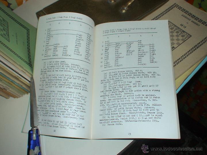 Coleccionismo deportivo: Ajedrez. Chess. The French Defense Tarrasch Variation - Jack Winters DESCATALOGADO!!! - Foto 2 - 195256438