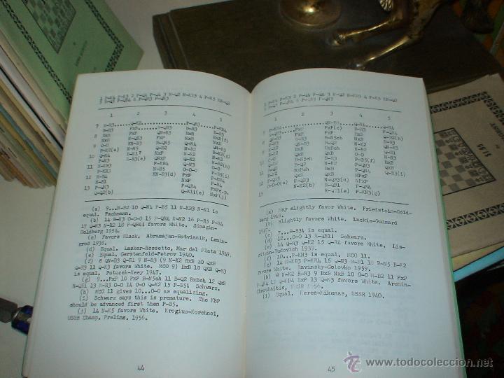 Coleccionismo deportivo: Ajedrez. Chess. The French Defense Tarrasch Variation - Jack Winters DESCATALOGADO!!! - Foto 3 - 195256438