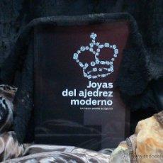 Coleccionismo deportivo: JOYAS DEL AJEDREZ MODERNO 1 - MIGUEL ILLESCAS/AMADOR RODRÍGUEZ OFERTA!!!. Lote 40398350