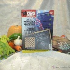Coleccionismo deportivo: AJEDREZ. CHESS. REVISTA PEÓN DE REY Nº 98 MAYO Y JUNIO 2012. Lote 40416957