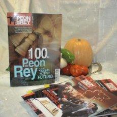 Coleccionismo deportivo: AJEDREZ. CHESS. REVISTA PEÓN DE REY Nº 100 SEPTIEMBRE Y OCTUBRE 2012. Lote 40418266