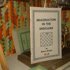 Coleccionismo deportivo: AJEDREZ. CHESS. IMAGINATION IN THE ENDGAME - ROBERT BRIEGER DESCATALOGADO!!!. Lote 40436178