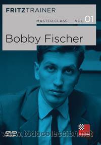 AJEDREZ. CHESS. MASTER CLASS VOL. 1: BOBBY FISCHER - MIHAIL MARIN/DORIAN ROGOZENKO DVD-ROM (Coleccionismo Deportivo - Libros de Ajedrez)