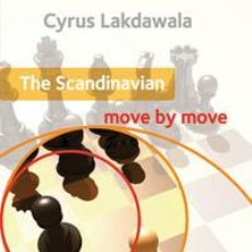 Coleccionismo deportivo: AJEDREZ. CHESS. THE SCANDINAVIAN: MOVE BY MOVE - CYRUS LAKDAWALA. Lote 40564555