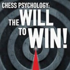 Coleccionismo deportivo: AJEDREZ. CHESS PSYCHOLOGY: THE WILL TO WIN! - WILLIAM STEWART. Lote 40567313