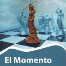 Coleccionismo deportivo: AJEDREZ. CHESS. EL MOMENTO CRÍTICO - IOSSIF DORFMAN. Lote 40575834