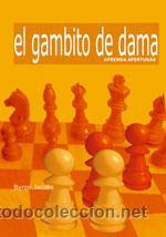 AJEDREZ. APRENDA APERTURAS. EL GAMBITO DE DAMA - NEIL MCDONALD (Coleccionismo Deportivo - Libros de Ajedrez)
