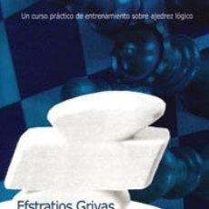 Coleccionismo deportivo: PLANIFICACIÓN EN EL AJEDREZ MODERNO - EFSTRATIOS GRIVAS. Lote 40893939