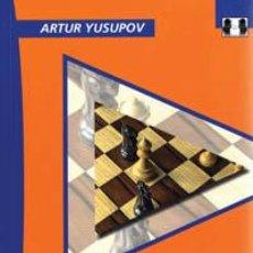 Coleccionismo deportivo: AJEDREZ. CHESS EVOLUTION 1 THE FUNDAMENTALS - ARTUR YUSUPOV. Lote 41453006