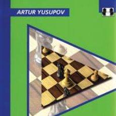 Coleccionismo deportivo: AJEDREZ. CHESS EVOLUTION 3 MASTERY - ARTUR YUSUPOV. Lote 41455940