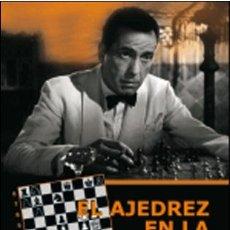 Coleccionismo deportivo: CINE. AJEDREZ EN LA PANTALLA. 25 FILMS Y PARTIDAS - GUILLERMO BATLLE. Lote 42162197
