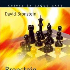 Coleccionismo deportivo: AJEDREZ. BRONSTEIN Y LA INDIA DE REY - DAVID BRONSTEIN. Lote 43961753