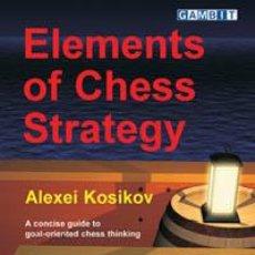 Coleccionismo deportivo: AJEDREZ. ELEMENTS OF CHESS STRATEGY - ALEXEI KOSIKOV. Lote 42783612