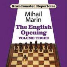 Coleccionismo deportivo: AJEDREZ. CHESS. GRANDMASTER REPERTOIRE 5 - THE ENGLISH OPENING, VOL. 3 - MIHAIL MARIN. Lote 42950162