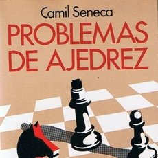 Coleccionismo deportivo: PROBLEMAS DE AJEDREZ CAMIL SENECA . Lote 43436530