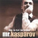 Coleccionismo deportivo: AJEDREZ. CHESS. MR. KASPAROV SERIES - NO. 3 HOW TO PLAY THE NAJDORF VOL. 2 - GARRY KASPAROV DVD. Lote 43607551