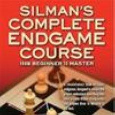 Coleccionismo deportivo: AJEDREZ. CHESS. SILMAN'S COMPLETE ENDGAME COURSE - JEREMY SILMAN. WINNER OF THE CHESSCAFE 2007 BOOK. Lote 44362770