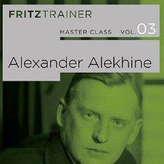 Coleccionismo deportivo: AJEDREZ. CHESS. MASTER CLASS VOL 3: ALEXANDER ALEKHINE - MIHAIL MARIN/DORIAN ROGOZENKO/KARST DVD-ROM. Lote 44467567