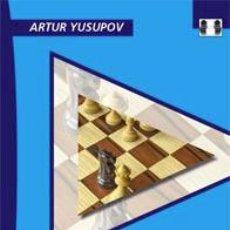 Coleccionismo deportivo: AJEDREZ. CHESS EVOLUTION 2 BEYOND THE BASICS - ARTUR YUSUPOV (CARTONÉ). Lote 44845990