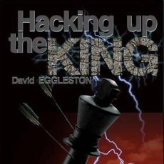 Coleccionismo deportivo: AJEDREZ. CHESS. HACKING UP THE KING - DAVID EGGLESTON. Lote 44906796