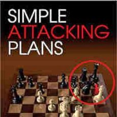 Coleccionismo deportivo: AJEDREZ. CHESS. SIMPLE ATTACKING PLANS - FRED WILSON. Lote 44909407