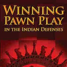 Coleccionismo deportivo: AJEDREZ. CHESS. WINNING PAWN PLAY IN THE INDIAN DEFENSES - HENRIQUE MARINHO. Lote 44926398