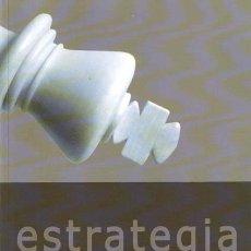 Coleccionismo deportivo: AJEDREZ. ESTRATEGIA EN EL FINAL I - JOHAN HELLSTEN. Lote 45481051