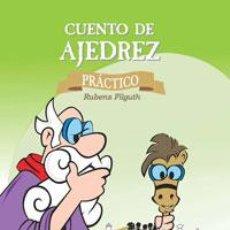 Coleccionismo deportivo: CUENTO DE AJEDREZ PRÁCTICO - RUBENS FILGUTH (CARTONÉ). Lote 46083712
