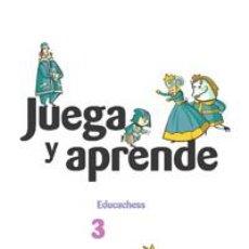 Coleccionismo deportivo: AJEDREZ. JUEGA Y APRENDE 3 - JORDI PRIÓ/IMMA FARRÉ VILALTA/RAMÓN TORRA BERNAT. Lote 46366098