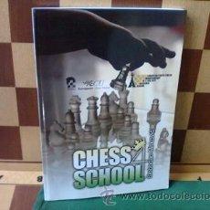 Coleccionismo deportivo: AJEDREZ. CHESS SCHOOL 4 - SLOBODAN MIRKOVIC. Lote 48900937