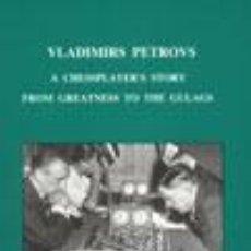 Coleccionismo deportivo: AJEDREZ. CHESS. VLADIMIRS PETROVS - ANDRIS FRIDE DESCATALOGADO!!!. Lote 48929722