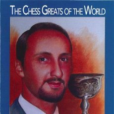Coleccionismo deportivo: AJEDREZ. THE CHESS GREATS OF THE WORLD, VESELIN TOPALOV - DANIEL LOVAS. Lote 49192784