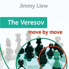 Coleccionismo deportivo: AJEDREZ. CHESS. THE VERESOV: MOVE BY MOVE - JIMMY LIEW. Lote 49238232