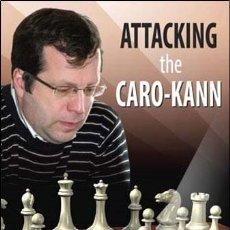Coleccionismo deportivo: AJEDREZ. CHESS. ATTACKING THE CARO-KANN - ALEXEY DREEV. Lote 49311182