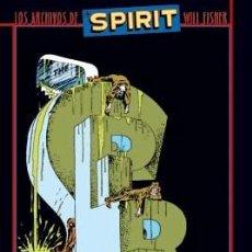Coleccionismo deportivo: CÓMICS. LOS ARCHIVOS DE THE SPIRIT 16 - WILL EISNER (CARTONÉ). Lote 54794191