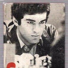 Coleccionismo deportivo: GARRY KASPAROV. M. YUDOVICH. EDITORIAL RADUGA. MOSCU. 1988. Lote 49873534
