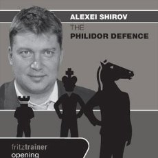Coleccionismo deportivo: AJEDREZ. CHESS. ALEXEI SHIROV: THE PHILIDOR DEFENCE - ALEXEI SHIROV DVD. Lote 50215024