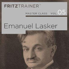 Coleccionismo deportivo: AJEDREZ. CHESS. MASTER CLASS VOL. 5: EMANUEL LASKER - MIHAIL MARIN/KARSTEN MÜLLER/OLIVER REE DVD-ROM. Lote 50562316