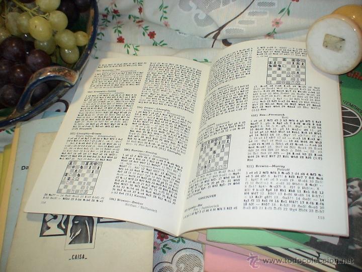 Coleccionismo deportivo: Ajedrez. Chess. Göteborg 1971 DESCATALOGADO!!! - Foto 2 - 50605780