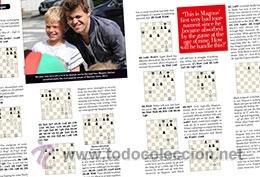 Coleccionismo deportivo: Ajedrez Revista. Magazine New in Chess 2015/5 - Foto 3 - 50633331