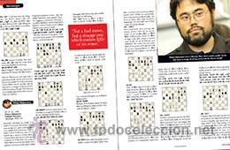 Coleccionismo deportivo: Ajedrez Revista. Magazine New in Chess 2015/5 - Foto 6 - 50633331