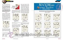 Coleccionismo deportivo: Ajedrez Revista. Magazine New in Chess 2015/5 - Foto 8 - 50633331