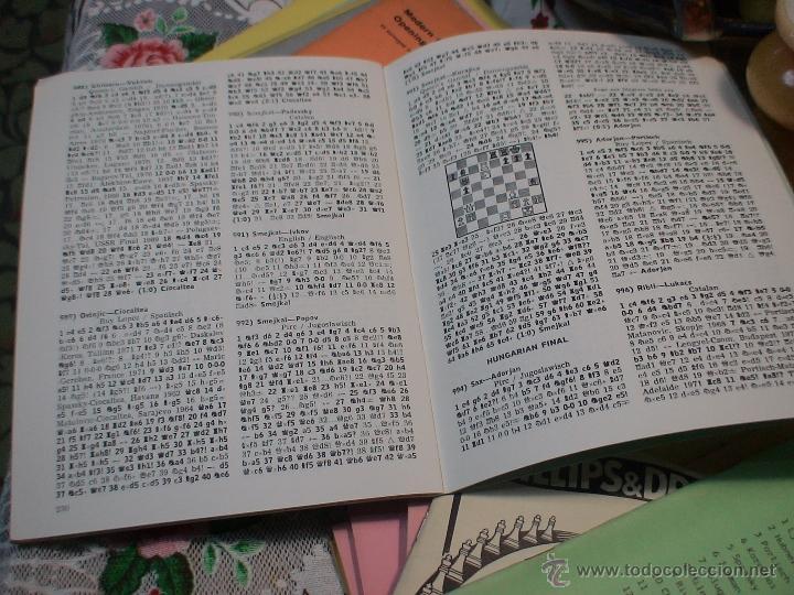 Coleccionismo deportivo: Ajedrez. Chess. Venice 1971 DESCATALOGADO!!! - Foto 2 - 50651725