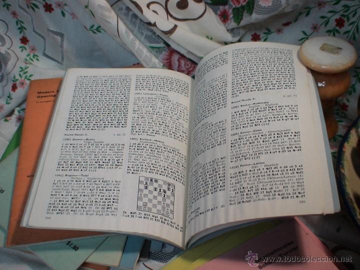 Coleccionismo deportivo: Ajedrez. Chess. Palma 1971 DESCATALOGADO!!! - Foto 2 - 50667563